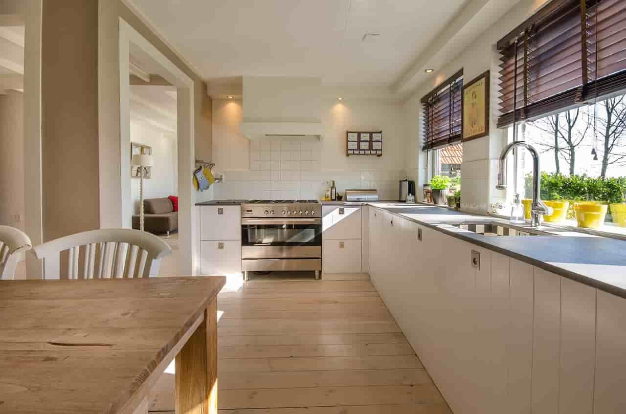Jaka Powinna Być Kuchnia Myhomerulespl Mieszkanie
