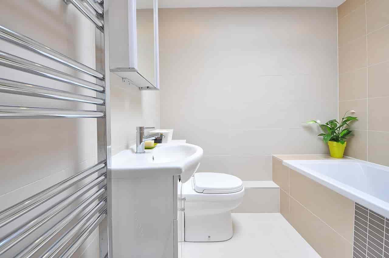 Jak Urządzić Niewielką łazienkę Myhomerulespl